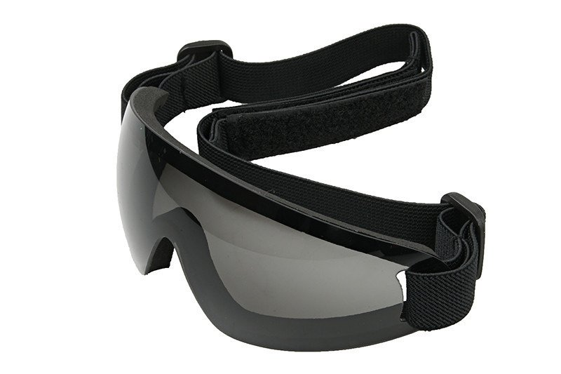 Low profile goggles - grey